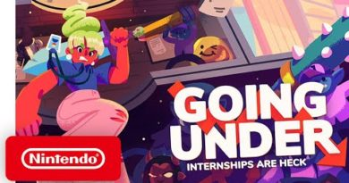 Going Under - Announcement Trailer - Nintendo Switch