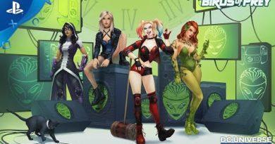 DC Universe Online - Birds of Prey Launch | PS4