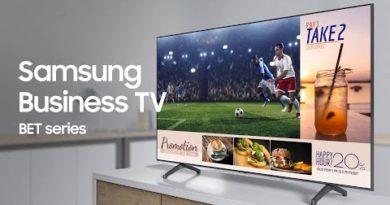 Samsung Business TV: A TV built for your business   Samsung