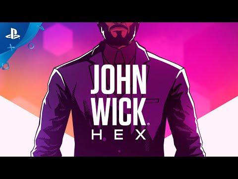 John Wick Hex - Power Trailer   PS4