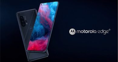 #MotorolaEdgePlus has arrived...