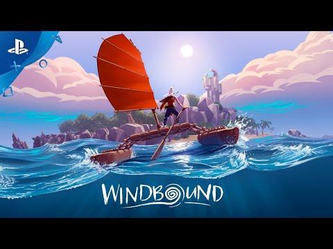 Windbound - Announce Trailer   PS4