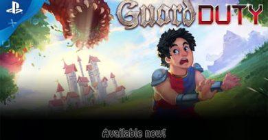 Guard Duty - Launch Trailer | PS4, PS Vita