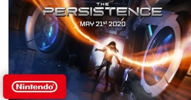 The Persistence - Announcement Trailer - Nintendo Switch