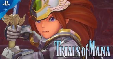 Trials of Mana - Your Adventures Begin   PS4