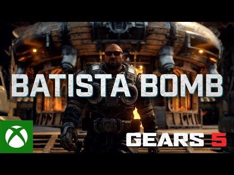 Gears 5: Batista Bomb