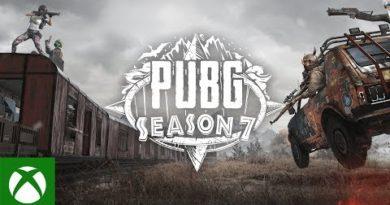 PUBG Season 7 Trailer