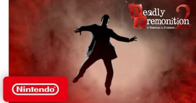 Deadly Premonition 2 Release Date Announcement Trailer - Nintendo Switch