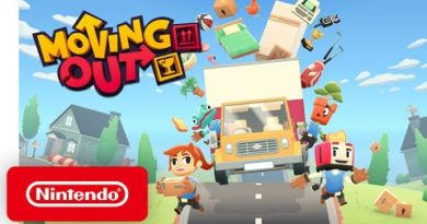 Moving Out - Launch Trailer - Nintendo Switch