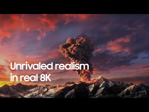 QLED 8K: Unrivaled realism in real 8K | Samsung
