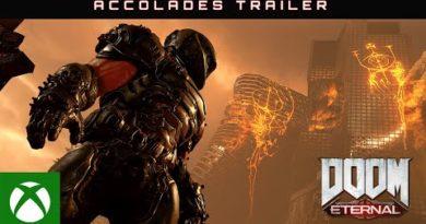 DOOM Eternal - Hell Razed (Accolades Trailer)
