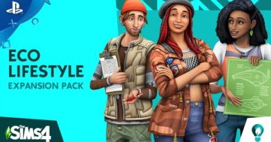 The Sims 4 - Eco Lifestyle: Official Reveal Trailer   PS4