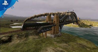 Railway Empire - Down Under DLC trailer   PS4