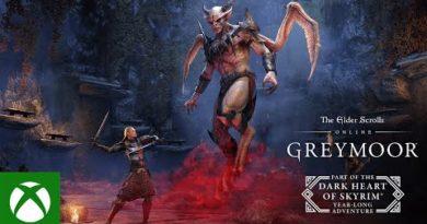 The Elder Scrolls Online - Fear the Dark Heart of Skyrim