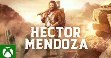 Desperados III - Hector Mendoza Trailer