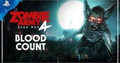 Zombie Army 4: Dead War – Blood Count | PS4
