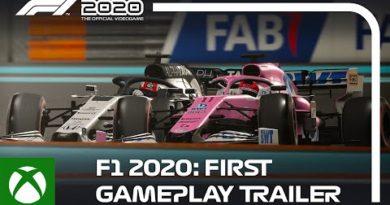 F1® 2020 | First Gameplay Trailer