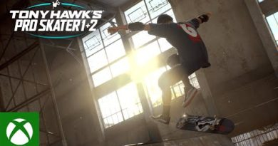 Tony Hawk's™ Pro Skater™ 1 and 2 - Official Trailer