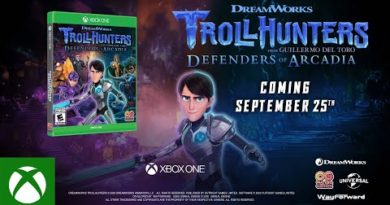 TrollHunters Defenders of Arcadia Announcement Trailer