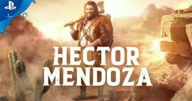 Desperados III - Hector Mendoza Trailer | PS4