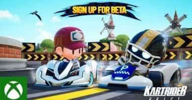 KartRider Drift Closed Beta Trailer