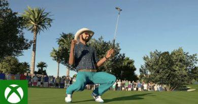PGA TOUR 2K21 Announce Trailer