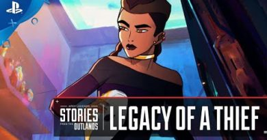 Apex Legends - Stories from the Outlands: Legacy of a Thief | PS4