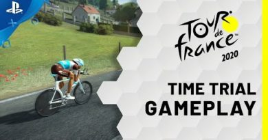 Tour de France 2020 - Time Trial Gameplay   PS4