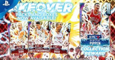 NBA 2K20 - MyTEAM: Takeover Packs   PS4