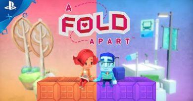 A Fold Apart - Launch Trailer | PS4