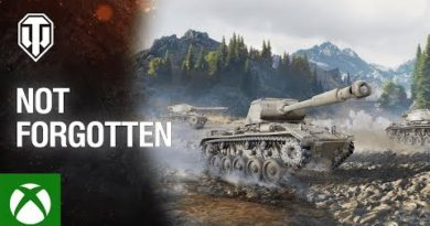 World of Tanks: Valor - Not Forgotten Earn Op