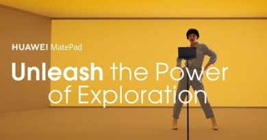 HUAWEI MatePad-Unleash the Power of Exploration