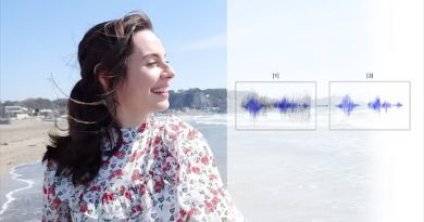 Xperia 1 II – clearer audio with Intelligent wind filter