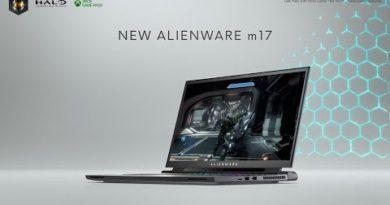 Alienware m17 Laptop Product Video (2020)