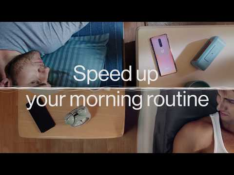 OnePlus 8 - Speed Up Your Morning Routine