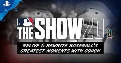 MLB The Show 20 - New Mickey Mantle Moments   PS4