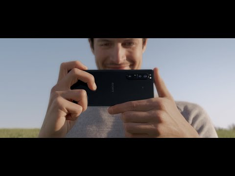 Xperia 1 II – made to master the unmissable