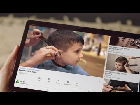 Galaxy Tab S: Haircut | Samsung