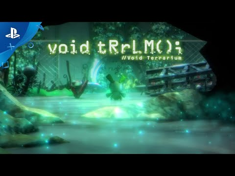 Void Terrarium - Gameplay Trailer   PS4