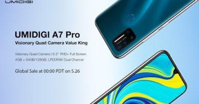 UMIDIGI A7 Pro - Visionary Quad Camera Value King! (Giveaway)