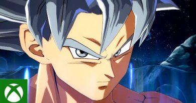 DRAGON BALL FighterZ | Ultra Instinct Goku Release Date Trailer