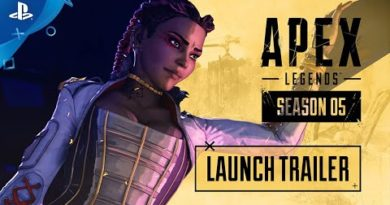 Apex Legends Season 5 - Fortune's Favor Launch Trailer | PS4