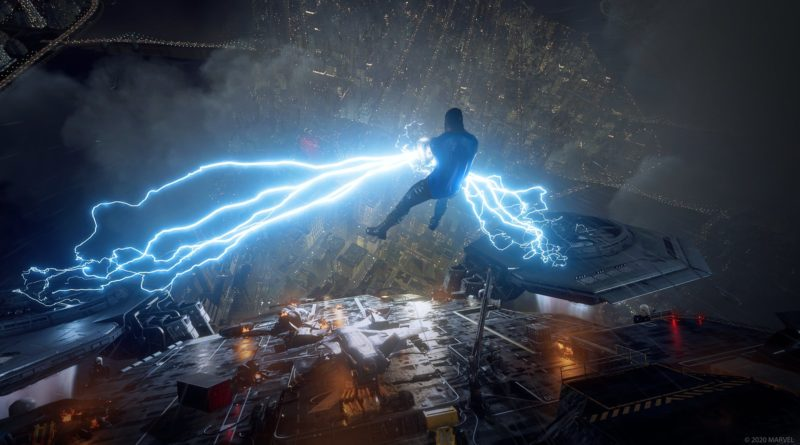 Marvel's Avengers confirmed as free upgrade to PS5