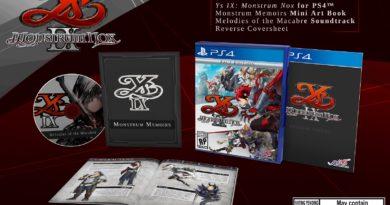 Ys IX: Monstrum Nox brings monstrous action to PS4 in 2021