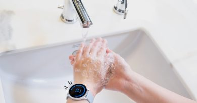 Make Handwashing a Habit With Samsung's 'Hand Wash' App for Galaxy Watch Users