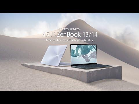 Timeless beauty, effortless portability - ZenBook 13/14 | ASUS
