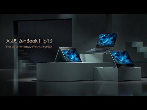 Flexible performance, effortless mobility - ZenBook Flip 13 | ASUS