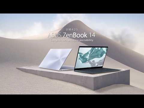 Compact design, easy portability - ZenBook 14 | ASUS