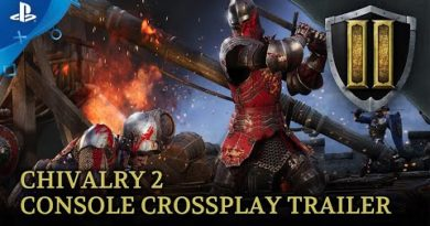 Chivalry 2 - Cross Play Announcement Trailer   PS4