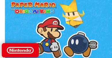 A Closer Look at Paper Mario: The Origami King – Nintendo Switch